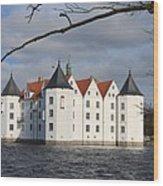 Palace Gluecksburg - Germany Wood Print