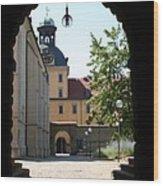 Palace Moritzburg - Zeitz Wood Print