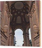 Palace Of Fine Arts -2 Wood Print