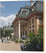 Palace Pillnitz - Germany Wood Print