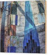 Palau Guell Wood Print