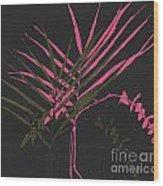 Palm Sprigs Mod Wood Print