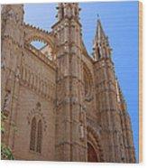 Palma Cathedral 5 Wood Print