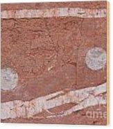 Palo Duro Canyon 040713.20 Wood Print