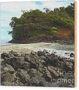Panama Island Wood Print