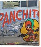 Panchito Wood Print