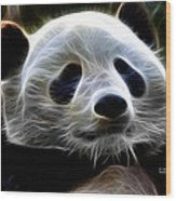 Panda - 4934 - F Wood Print