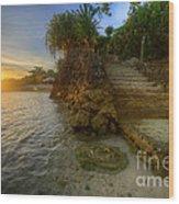 Panglao Island Nature Resort 2.0 Wood Print