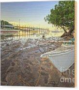 Panglao Port Sunset 4.0 Wood Print