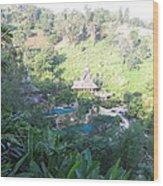 Panviman Chiang Mai Spa And Resort - Chiang Mai Thailand - 011381 Wood Print