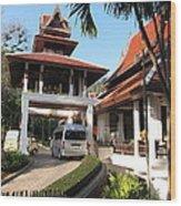 Panviman Chiang Mai Spa And Resort - Chiang Mai Thailand - 011384 Wood Print