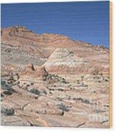 Paria Canyon-vermilion Cliffs Wood Print
