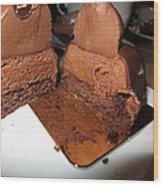 Paris France - Pastries - 1212126 Wood Print by DC Photographer