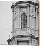 Park Street Church Boston Wood Print