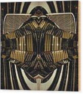 Parliamentarian Harness Wood Print