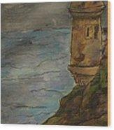 Parte Del Morro Wood Print
