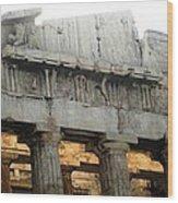 Parthenon 5 Wood Print