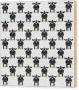 Paschal Lamb Wood Print