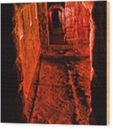 Passage To Hell Wood Print