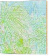Pastel 1 Wood Print