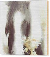 Pastel Pony Wood Print