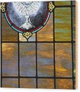 Path To Christ Wood Print