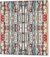 Pattern 2 Wood Print