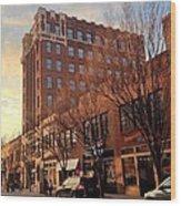 Patton Ave.  Wood Print