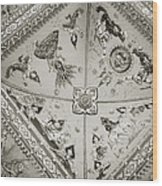 Patuxai Wood Print