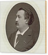 Paul Gustave Dor� (1833-1883) Wood Print