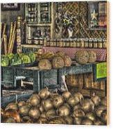 Pavlock Farms Wood Print