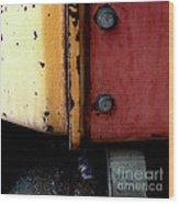 Pc 56 Wood Print