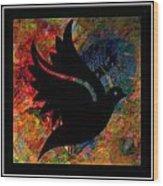Peace Series Xi Wood Print