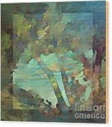 Peaceful Dawn Wood Print
