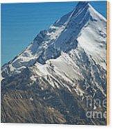 Chandrabhaga Peak 13  Wood Print
