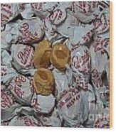 Peanut Butter Kisses - Candy - Sweets - Treats Wood Print
