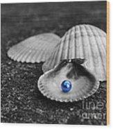 Pearls Of Wisdom II Wood Print