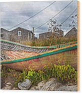 Peggy's Cove 14 Wood Print