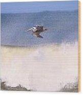 Pelican 3915 Wood Print