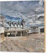 Penarth Pier 5 Wood Print