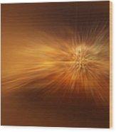Penetration Wood Print