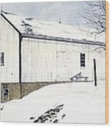Pennsylvania Dutch Wood Print