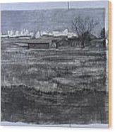Pennsylvania German Heritage Center Wood Print