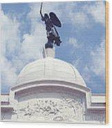 Pennsylvania Monument - Gettysburg Wood Print