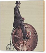 Penny Farthing Wood Print
