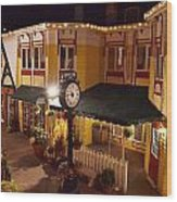 2-penny Lane - Rehoboth Beach Delaware Wood Print
