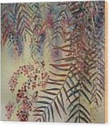 Pepper Tree Wood Print