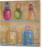 Perfume Wood Print