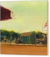 Perkin's Cove - Ogunquit Me - Number 4 Wood Print