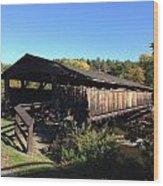 Perrine's Bridge Wood Print